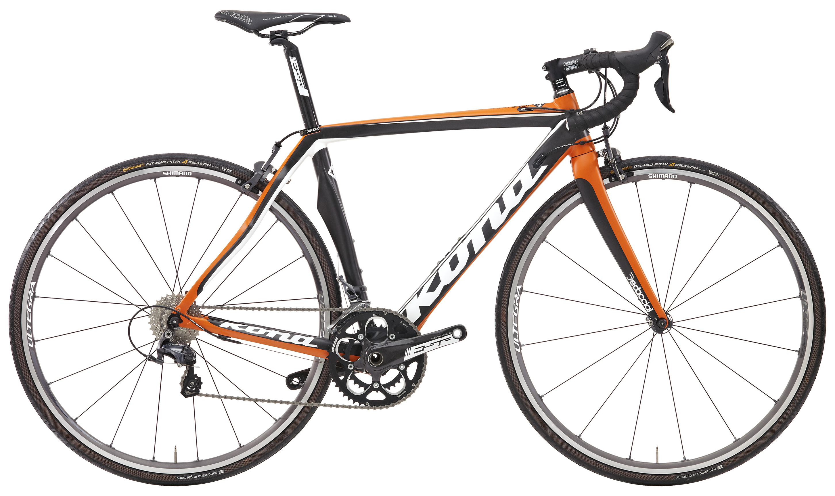 KONA BIKES | 2014 BIKES | ROAD: ENDURANCE | ZONE TWO